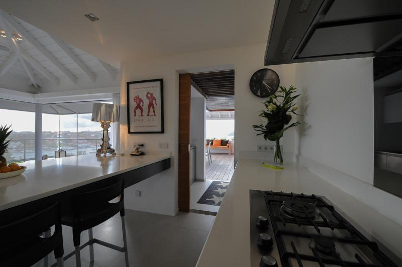 Casaroc (CTB) - Image 1 - Gustavia - rentals