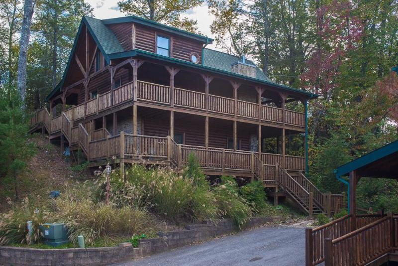 Angel's Rest - Image 1 - Gatlinburg - rentals