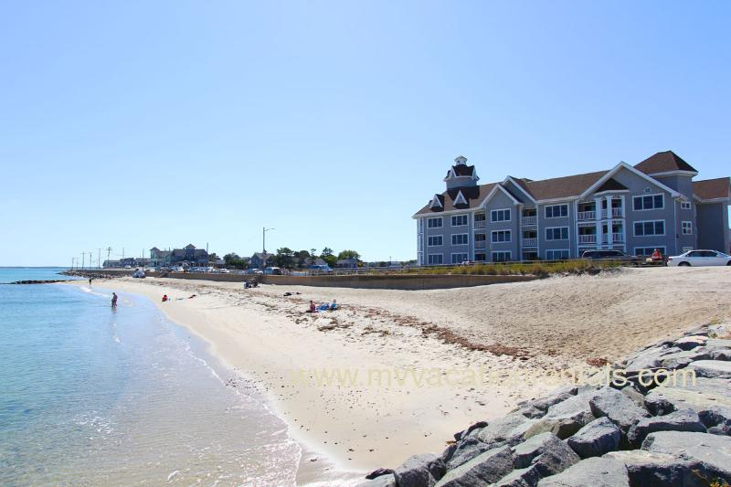 Seaview Condos from Ink Well Beach - ZIMMB - Waterfront, Walk to Beach and Town - Oak Bluffs - rentals