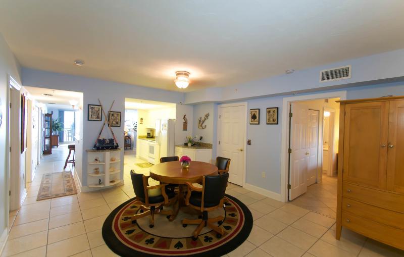 Enter into a beautiful Oceanfront Condo - Fall $pecials- Towers Grande#204 -Ocean View - Daytona Beach - rentals