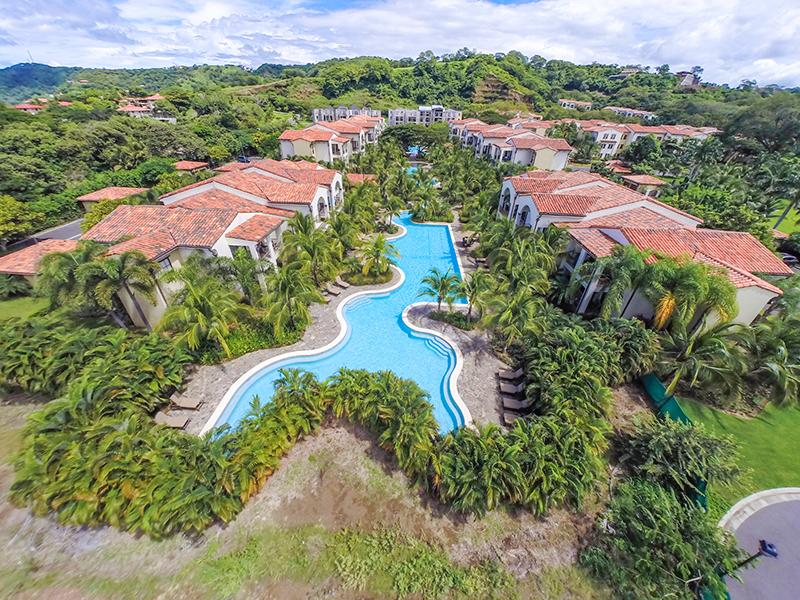Lazy River pool at Pacifico - Pacifico Luxury LifeStyle 1209 - Playas del Coco - rentals