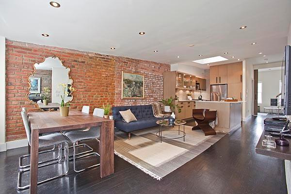 Living Room - Luxury 2bed/2b in Meatpacking with Balcony - New York City - rentals