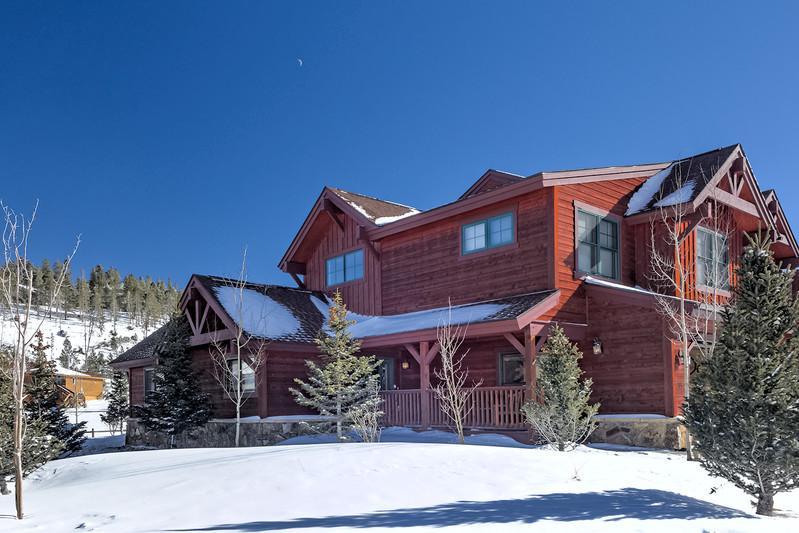 Highland Greens Comfort - 3Br + Den! 7 Minutes From Main St Breck & Ski Area! - Breckenridge - rentals