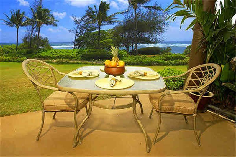 Kaha Lani Resort #121-OCEANFRONT, King Bed! - Image 1 - Lihue - rentals