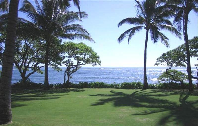 Kapaa Shore Resort #106-OCEAN FRONT, ground floor! - Image 1 - Kapaa - rentals