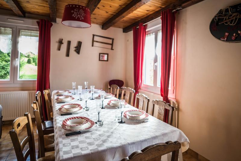 Dinning hall - Holiday House for 8 personnes La Bresse, Vosges - La Bresse - rentals