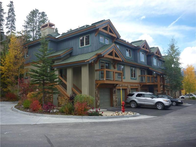 Comfortably Furnished  2 Bedroom  - Los Pinos D-24 - Image 1 - Breckenridge - rentals