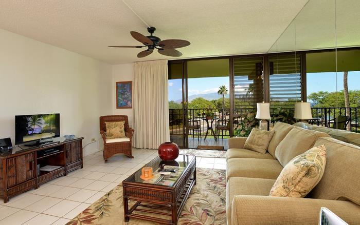 Kamaole Sands 1 Bedroom 10302 - Image 1 - Kihei - rentals