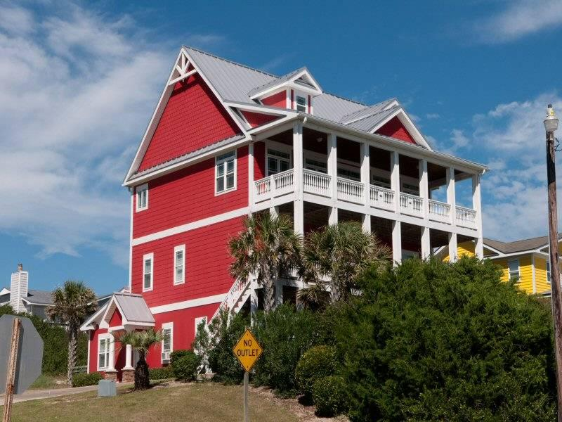 Red Snapper Club - Image 1 - Emerald Isle - rentals