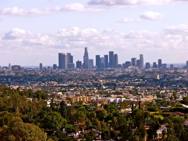 View from House - Jaw-Dropping Views from Your Private Hilltop Home - Los Angeles - rentals