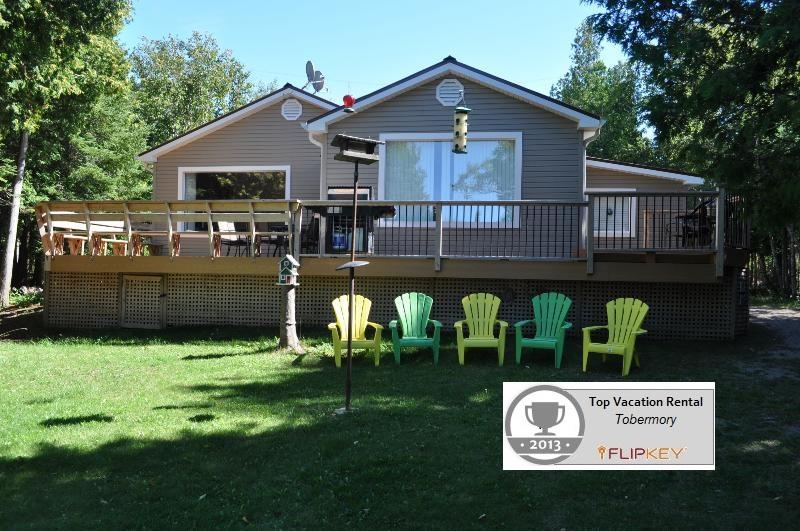 Dorcas Bay Cottage - Dorcas Bay 3 Bedroom Waterfront Cottage - Tobermory - rentals