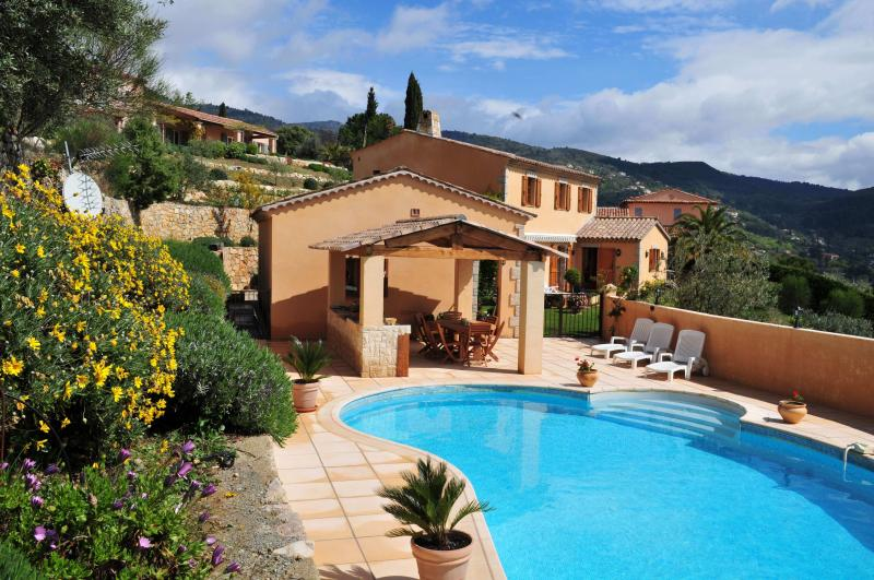 Villa & Pool - Beautiful Provencal Villa to Rent - Fayence - rentals