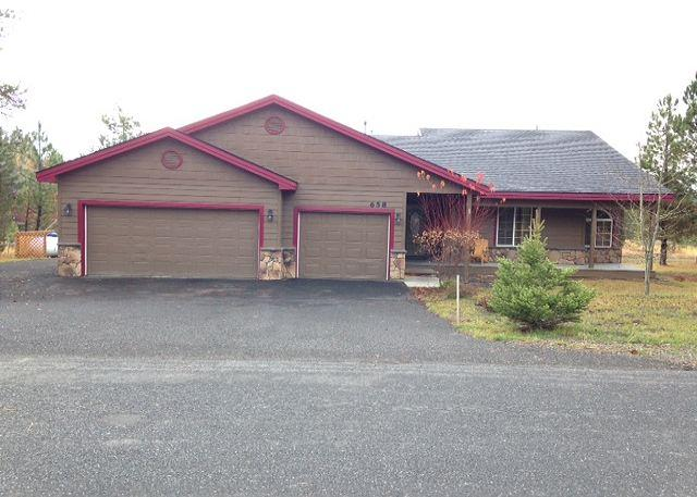 Front View - This charming retreat is located near shopping - McCall - rentals