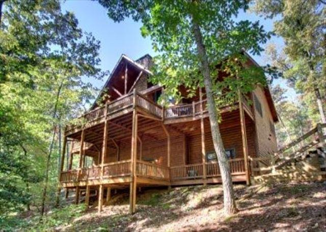 DOGWOOD RETREAT - GREAT FAMILY RETREAT TIME IN THE NORTH GEORGIA MOUNTAINS OF BLUE RIDGE - Mineral Bluff - rentals