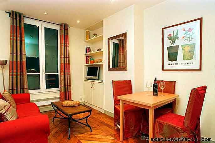 D'Orsay Impressive-Impressionist's Two Bedroom - I - Image 1 - Paris - rentals