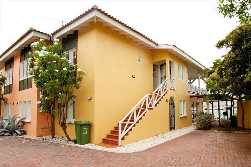 Masbango Appartement with view of Spanish water - Image 1 - Curacao - rentals