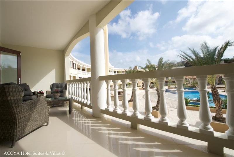 Acoya Suite Pool Vieuw (6p) - Image 1 - Willemstad - rentals