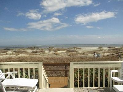 Absolute oceanfront view - 12 A MARINERS WALK - 2 BEDROOM OCEAN FRONT CONDO - Isle of Palms - rentals