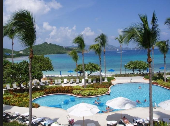 198 FEET from Caribbean Sea, Pool, Restaurants - READ my PERFECT 5 STAR REVIEWS!!! - East End - rentals