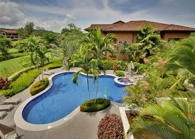 Private Luxury Golf course View Condo close to Beach Club at Los Sueños! - Image 1 - Bejuco - rentals