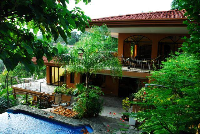 CasaTolteca Overlooking the Pacific - CasaTolteca -Your Private Luxury Estate Near Beach - Manuel Antonio National Park - rentals