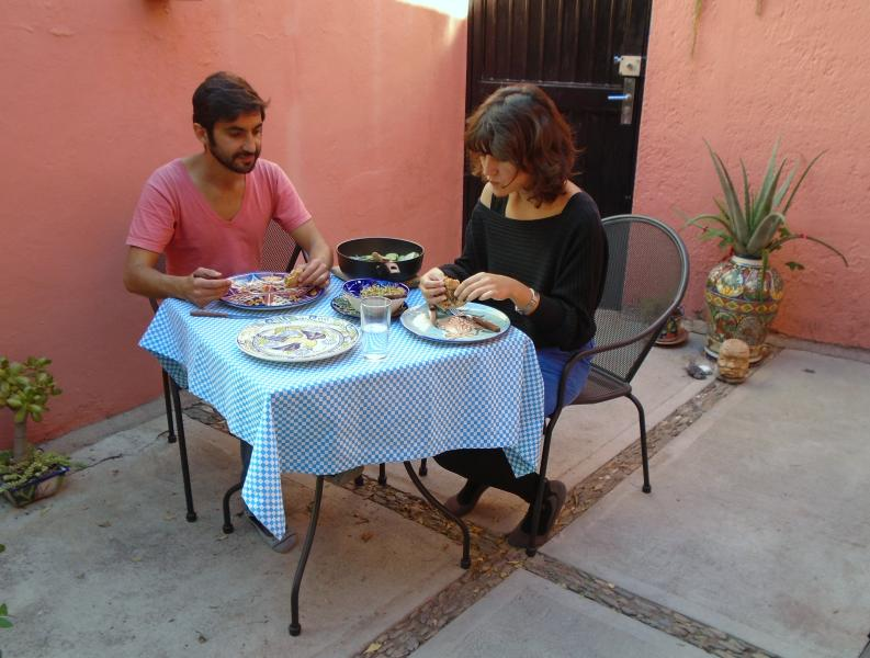 La Casa Rosa Is Comfy, Quiet, and Centrally Located! - Image 1 - Guanajuato - rentals