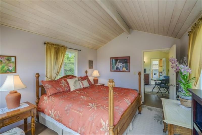 Lavender Orchid Cottage King Bed - Puna Rainforest Retreat Cottages - Pahoa - rentals