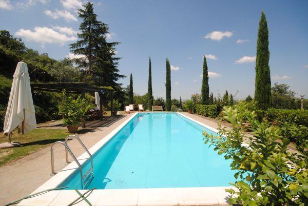 Villa il Cedro - Image 1 - Cortona - rentals