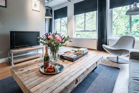 Prinsengracht Apartment I - Image 1 - Amsterdam - rentals