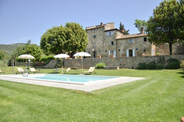 Villa TORRE DEGLI ELCI - Image 1 - Cortona - rentals