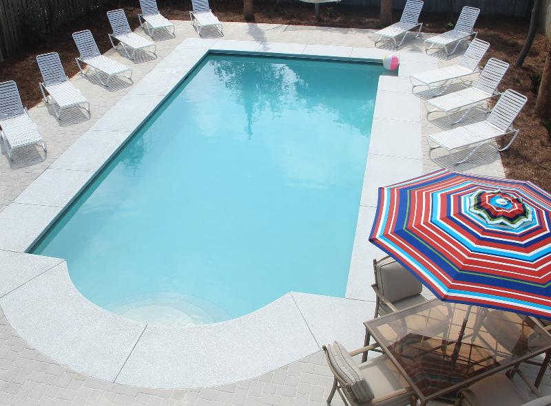 15x33 Private Salt Pool - Destin Diamond Vacation home - Destin - rentals