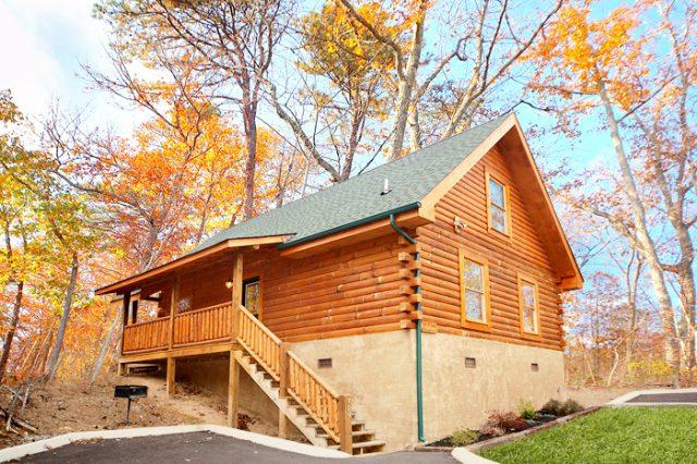 Featured Property Photo - Git - R - Done - Pigeon Forge - rentals
