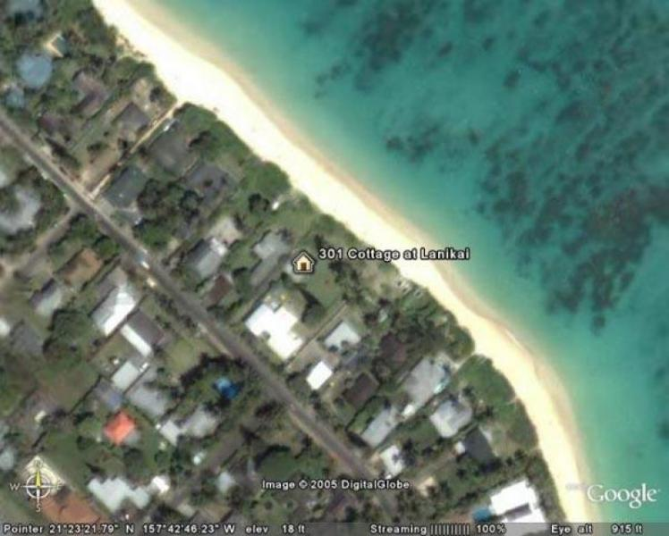 Cottage At Lanikai - Image 1 - Line Islands - rentals