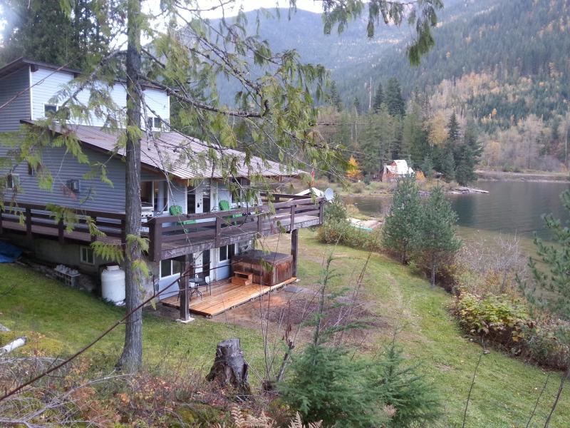 Top Hat Terrace Property - Revelstoke, BC - Top Hat Terrace Vacation Rental - Revelstoke - rentals