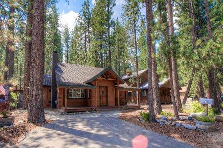 Gorgeous Cabin an Excellent Deal for Groups up to 8 ~ RA702 - Image 1 - South Lake Tahoe - rentals