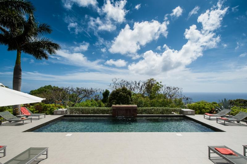 Belle Bague - Ideal for Couples and Families, Beautiful Pool and Beach - Image 1 - Anse des Flamands - rentals