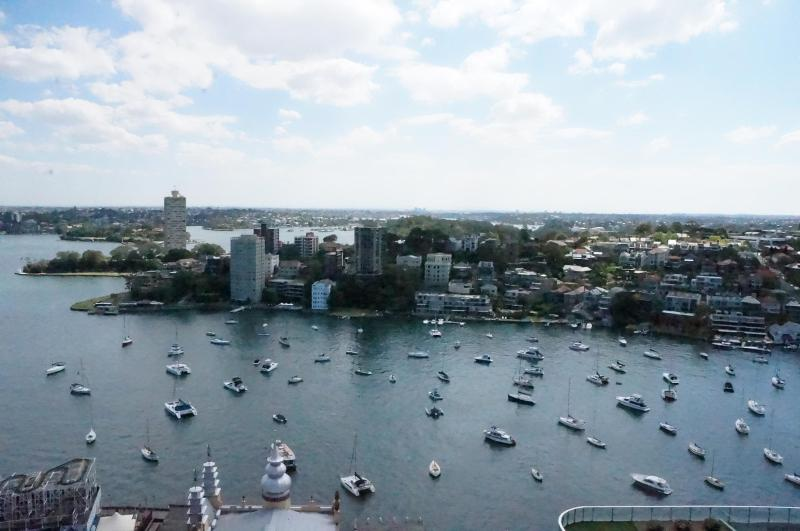 View - 2 bedroom luxury apartment with waterviews - Milsons Point - rentals