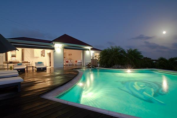 Quiet private villa with amazing ocean and magnificent sunsets WV GGL - Image 1 - Gouverneur - rentals