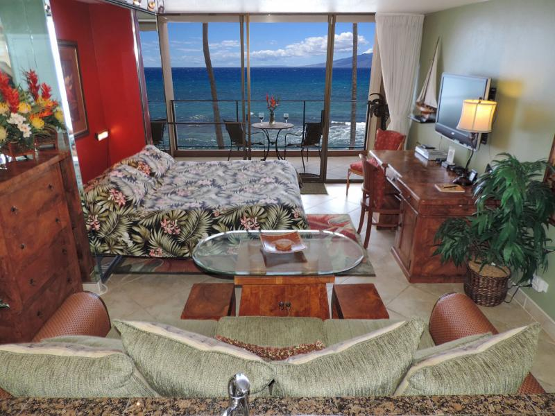 Your Oceanfront Luxury Vacation Rental! - Dec 26-Jan 1 Open! - Luxury Oceanfront King - Lahaina - rentals