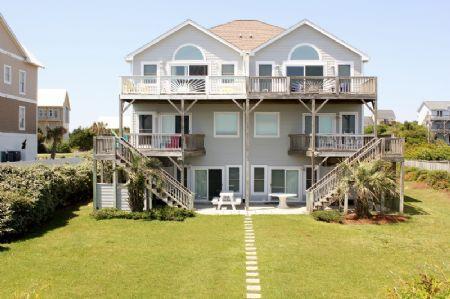 Exterior - Keystone Kottage East - Emerald Isle - rentals
