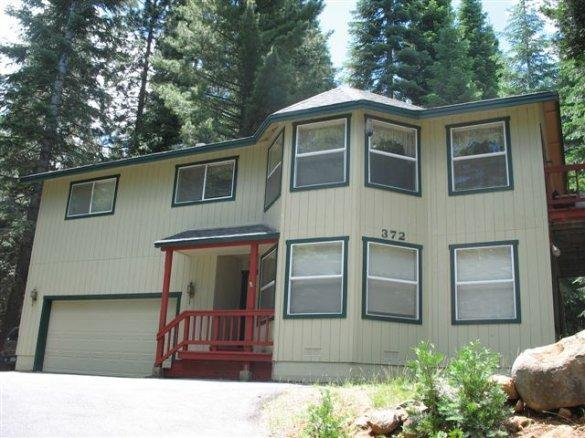 Front of home - Almanor West Home Near Boat Launch - Lake Almanor - rentals