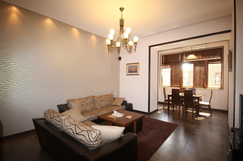 Yerevan Deluxe Two-Bedroom Apartment - Image 1 - Yerevan - rentals