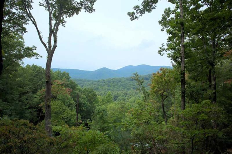 Incredible mountain views - One of most incredible mountain views in North GA - Ellijay - rentals