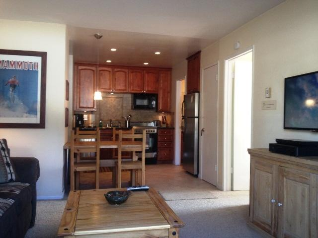 Remodeled In Center of Town, Walk to Shuttle Stops & Restaurants - Listing #296 - Image 1 - Mammoth Lakes - rentals