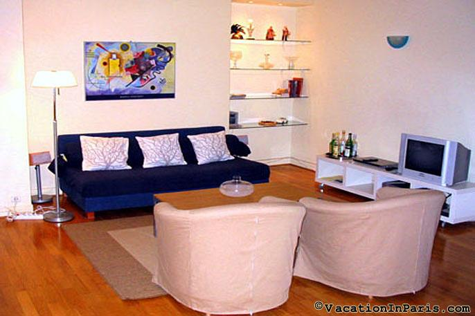 2 Bedroom Apartment at Place Monge in Paris - Image 1 - Paris - rentals