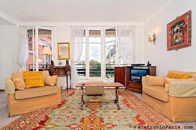 Luxembourg Two Bedroom Splendor - ID# 123 - Image 1 - Paris - rentals