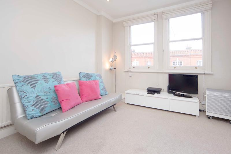 Sunny 1 bedroom flat in West Kensington - Image 1 - London - rentals