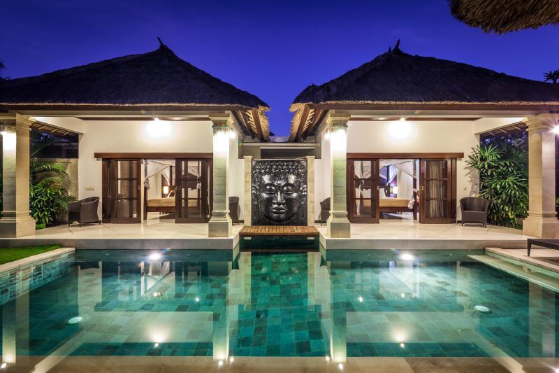 3 bedroom Villa Rama in the heart of Seminyak Bali - Image 1 - Seminyak - rentals