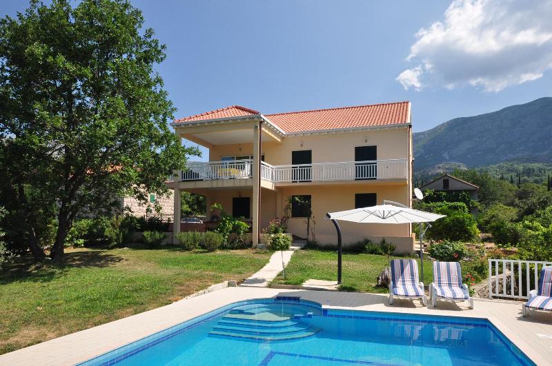 Villa Petra with swimming pool - Image 1 - Dubrovnik - rentals