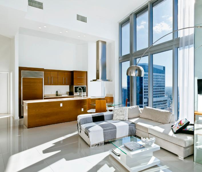 Art Basel - Icon Brickell - volume in the sky - Image 1 - Coconut Grove - rentals